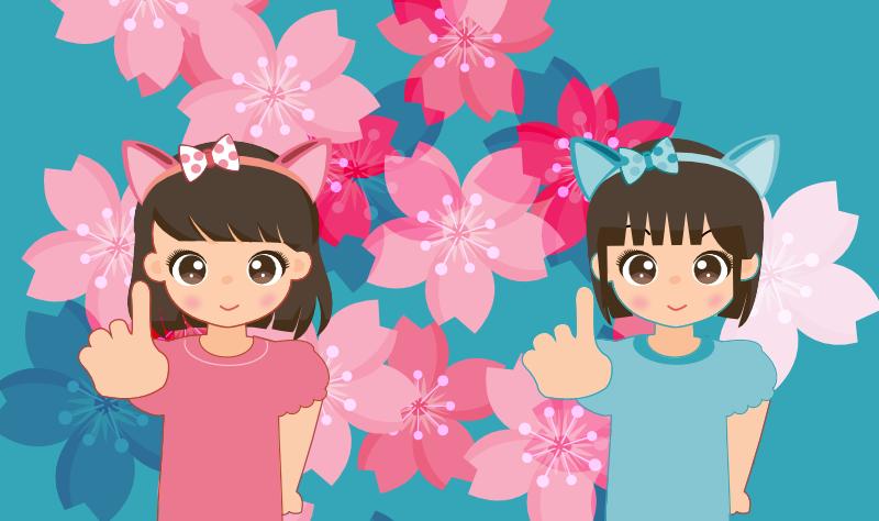 夙川キャラクター